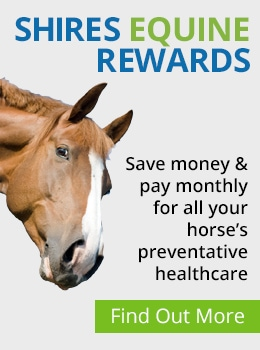 shires equines rewards