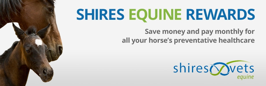 Shires Equine Reward Scheme