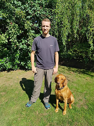 Adam Reeves joins Shires Vets